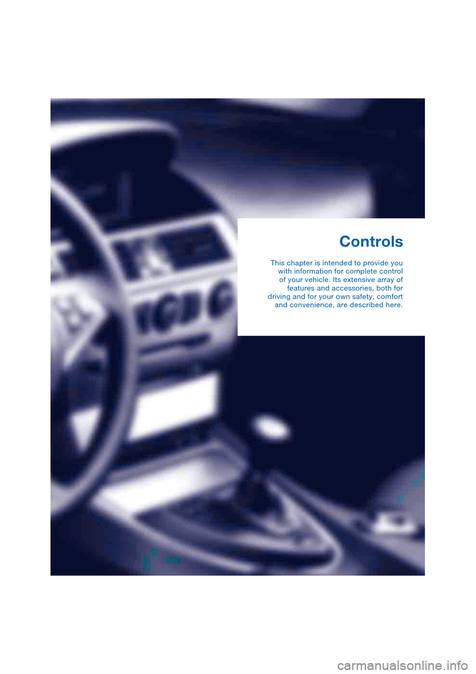 BMW 645CI COUPE 2004 E63 Owners Guide, Page 27