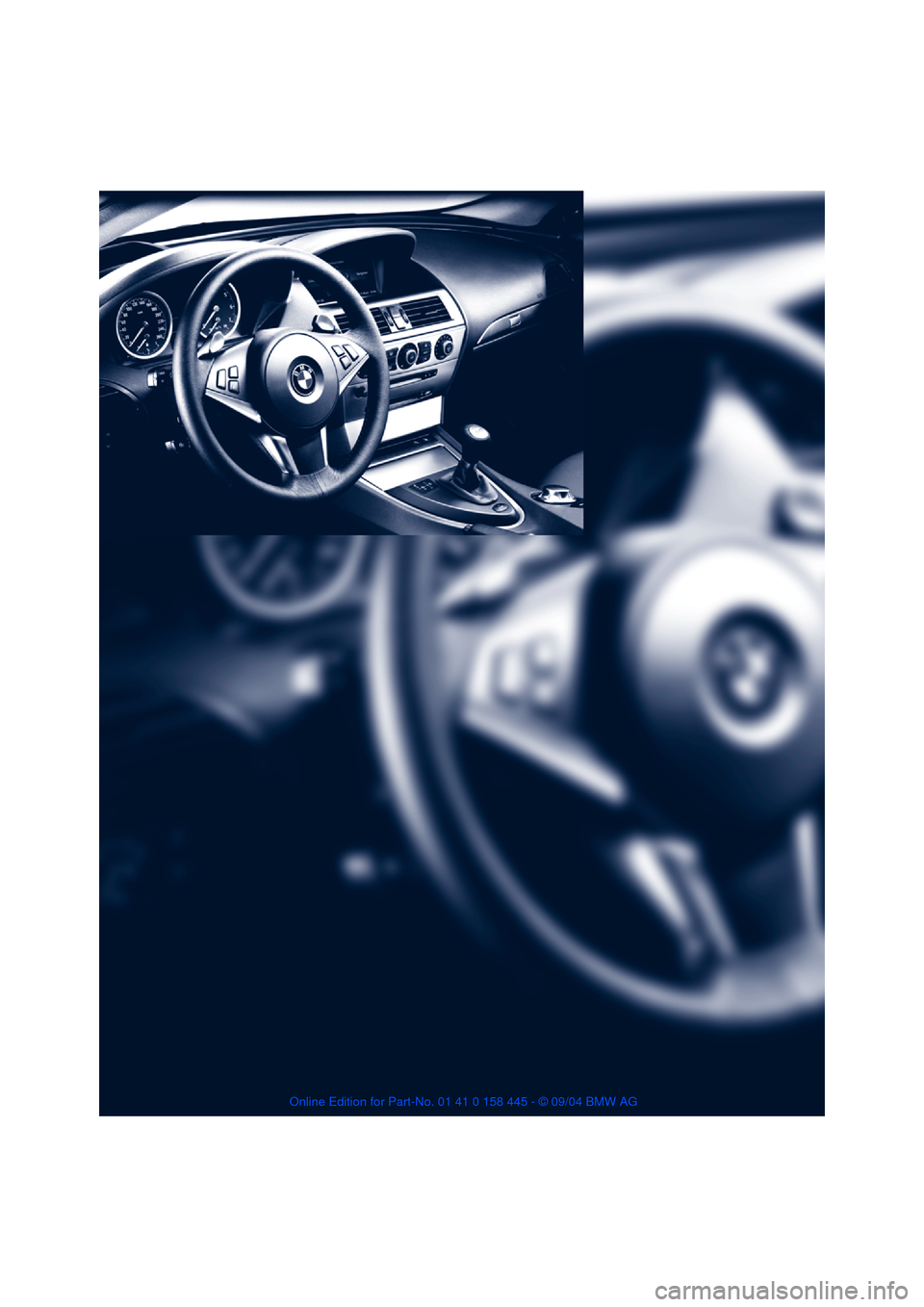 BMW 645I COUPE 2005 E63 Owners Guide, Page 27