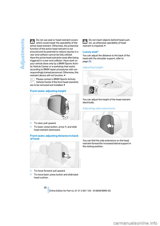 bmw x3 e83 инструкция по эксплуатации pdf