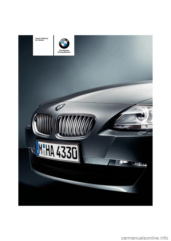 BMW Z4 OWNER S MANUAL Pdf Download