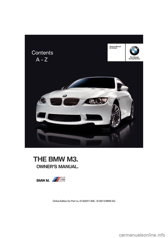 bmw e92 owners manual pdf