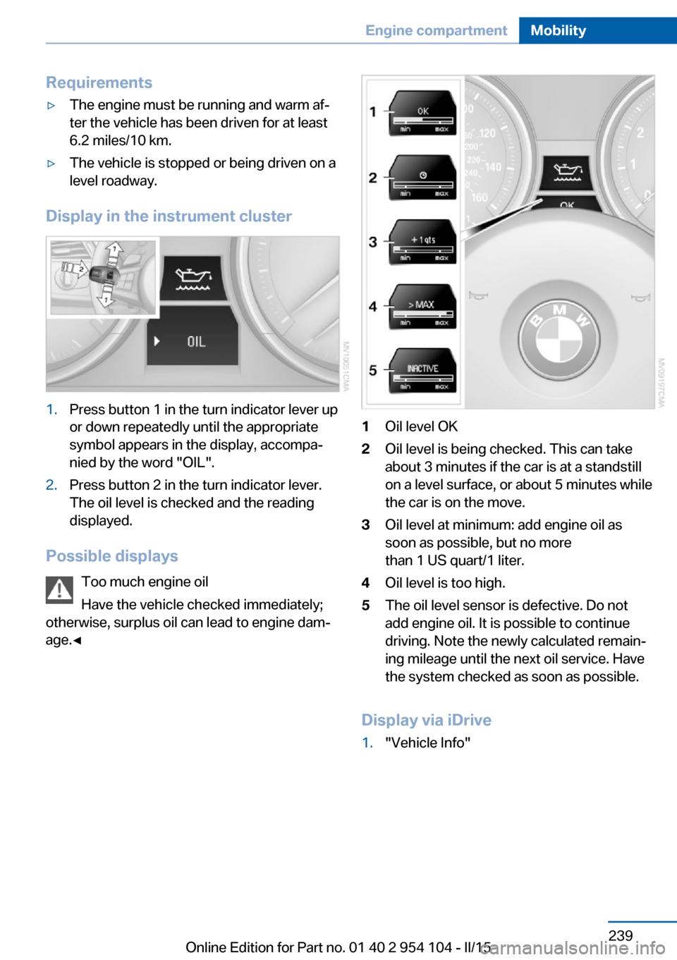 bmw z4 2015 e89 owner 39 s manual. Black Bedroom Furniture Sets. Home Design Ideas