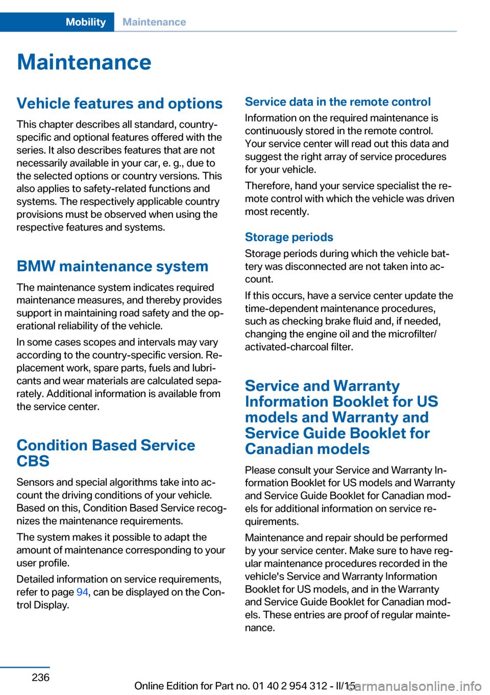 BMW 5 SERIES 2015 F10