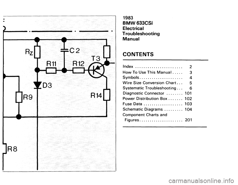 w960_2743 2 bmw 633csi 1983 e24 electrical troubleshooting manual E24 633CSi at nearapp.co