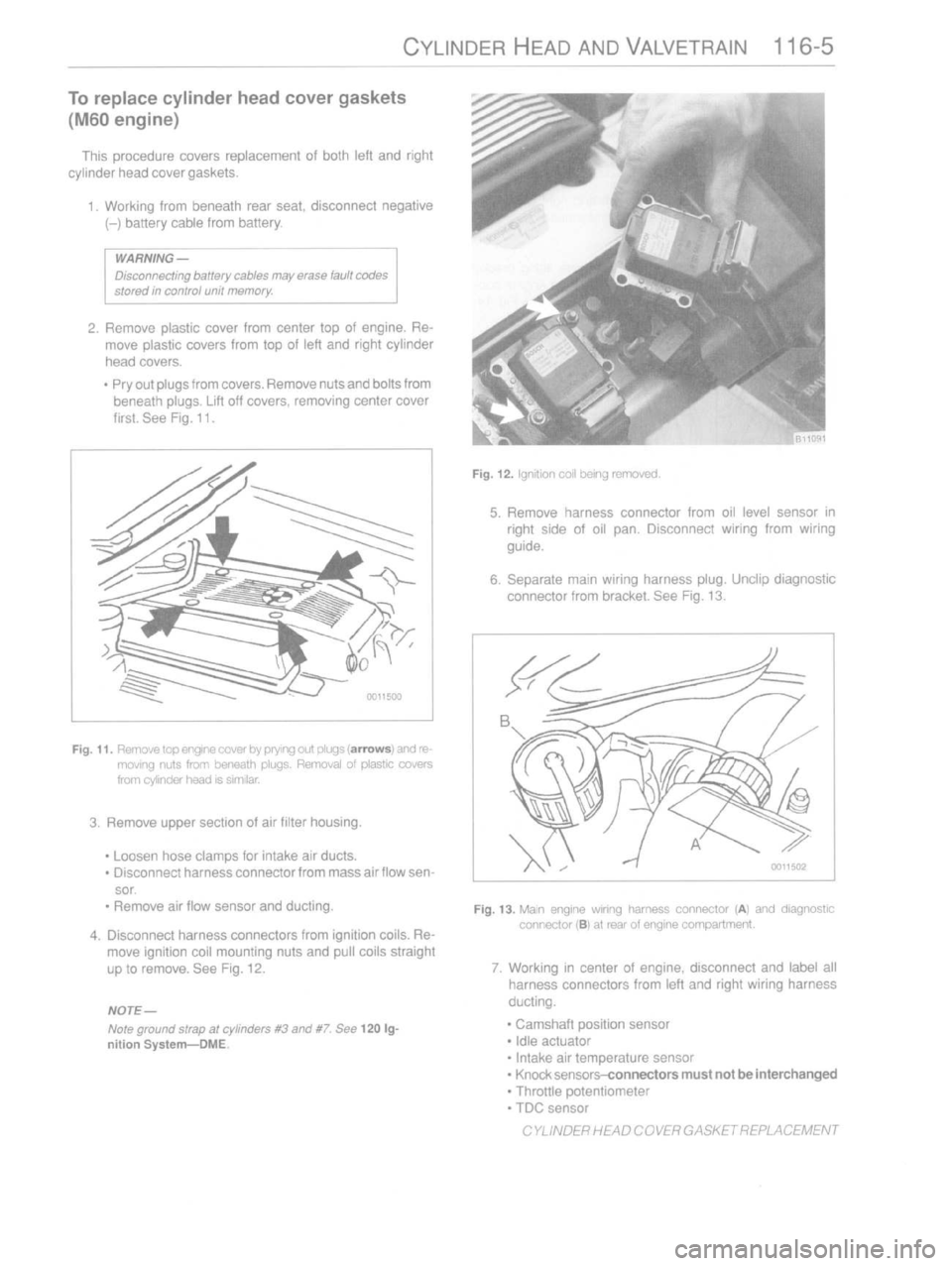 Bmw 525i 1989 E34 Workshop Manual Wiring Diagram