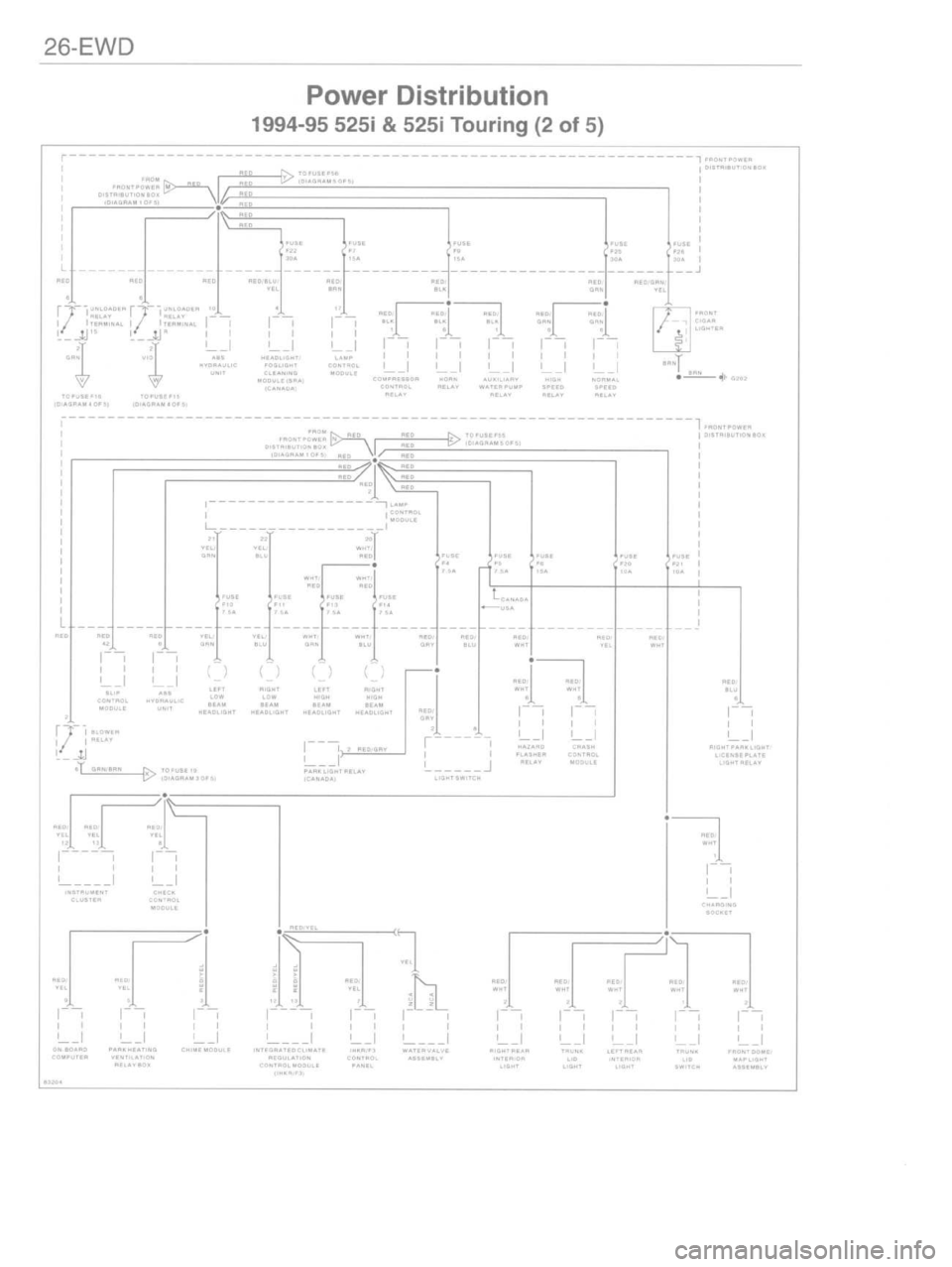 2004 bmw x5 fuse box diagram php  bmw  auto fuse box diagram