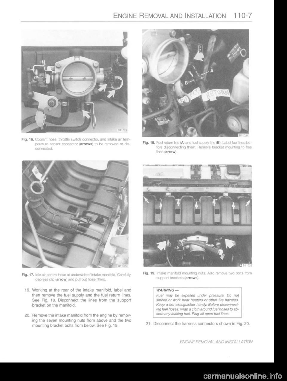 Bmw 318i 1993 E36 Workshop Manual 318ti Engine Diagram Intake