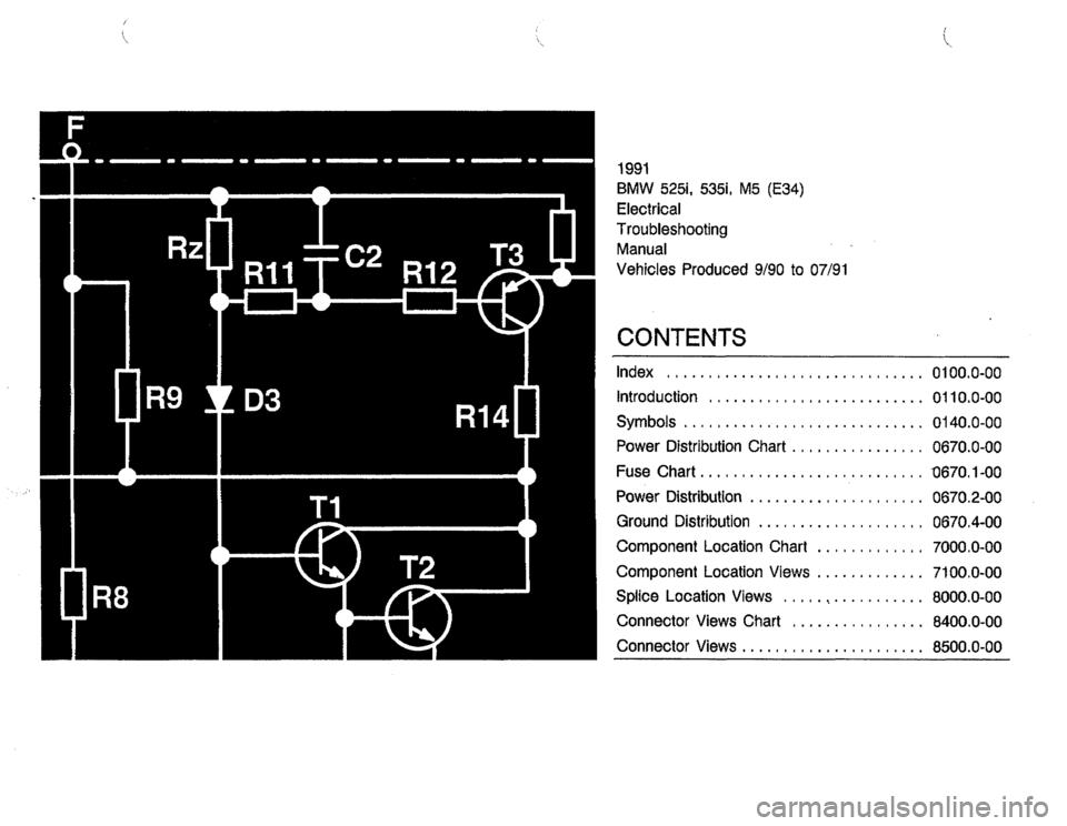 Wiring Diagram Bmw E34 M50 : Bmw e wiring harness