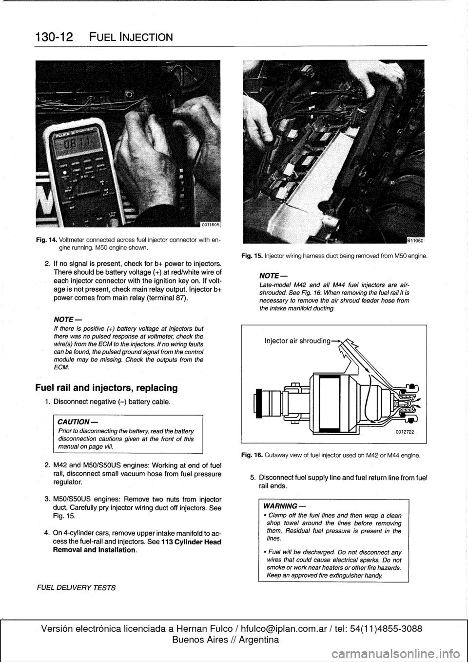 Battery Bmw 318i 1996 E36 Workshop Manual 318ti Engine Diagram Intake Page 158