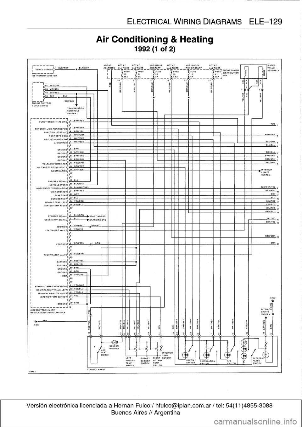 Battery Bmw 323i 1996 E36 Workshop Manual Airbag Wiring Diagram