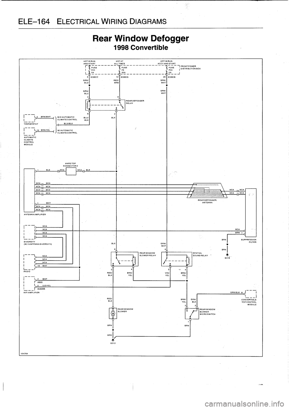w960_2800 646 bmw m3 1992 e36 workshop manual BMW Stereo Wiring Diagram at virtualis.co