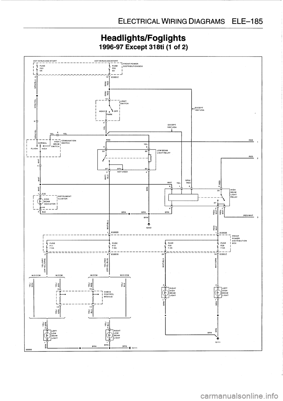 Bmw 328ci Fuse Box Diagram Daily Update Wiring For 2000 2004 2003 328i