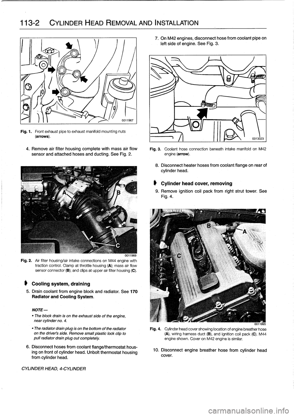 Traction Control Bmw 325i 1994 E36 Workshop Manual M50 Vanos Wiring Diagram