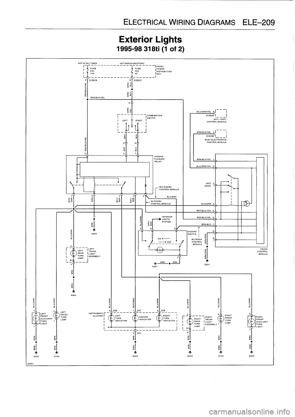 Bmw E36 Wiring Diagrams Youtube - Wiring Diagrams •