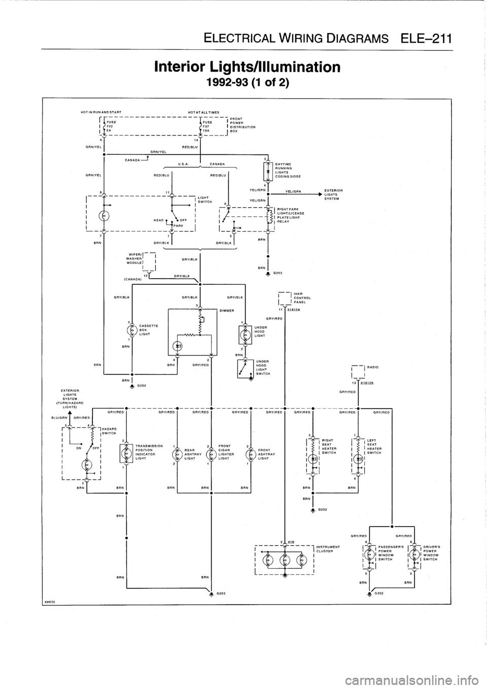 Bmw 318i 1997 E36 Workshop Manual 5 318ti Electrical Schematic Diagram