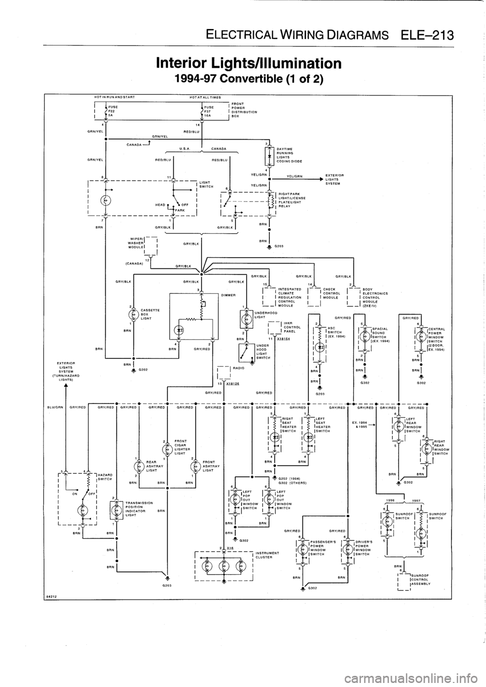 Best of Diagram Bmw E46 Wiring Manual - Download More Maps ...