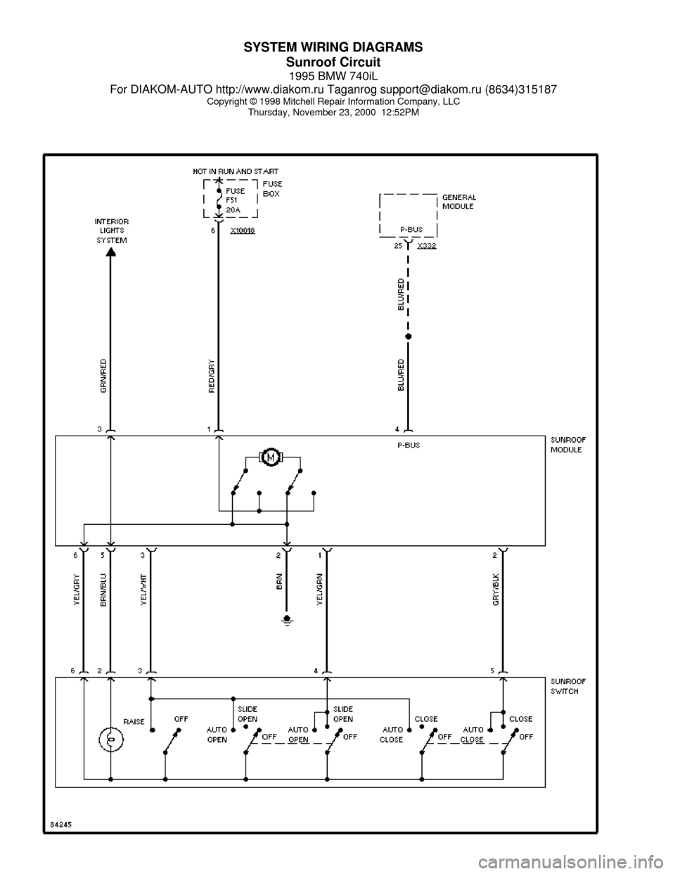 1998 Bmw Radio Wiring Diagram Manual Of Z3 Stereo E46 Diagrams R1200rt