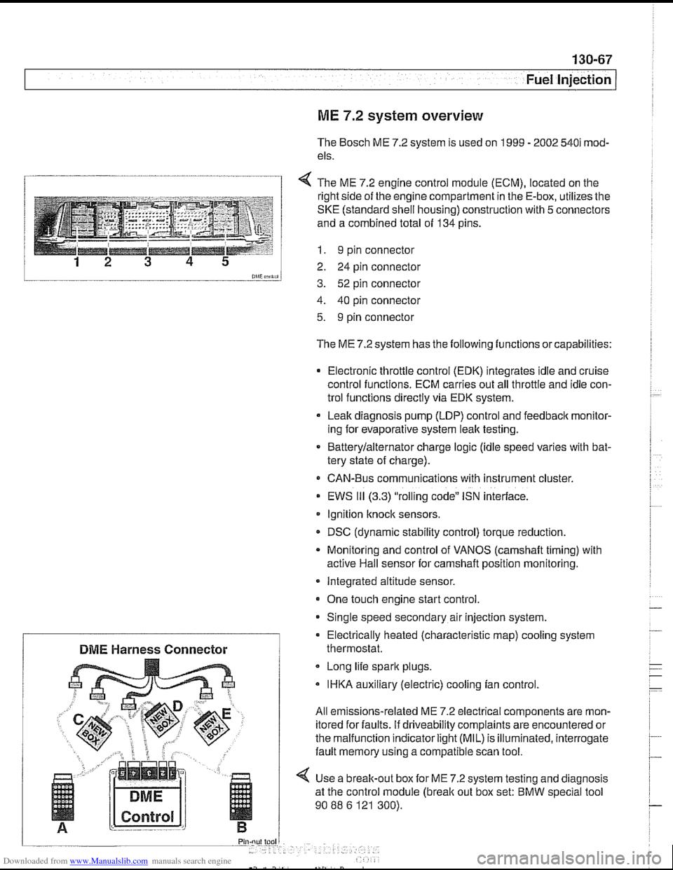 bmw 540i 1998 e39 workshop manual. Black Bedroom Furniture Sets. Home Design Ideas