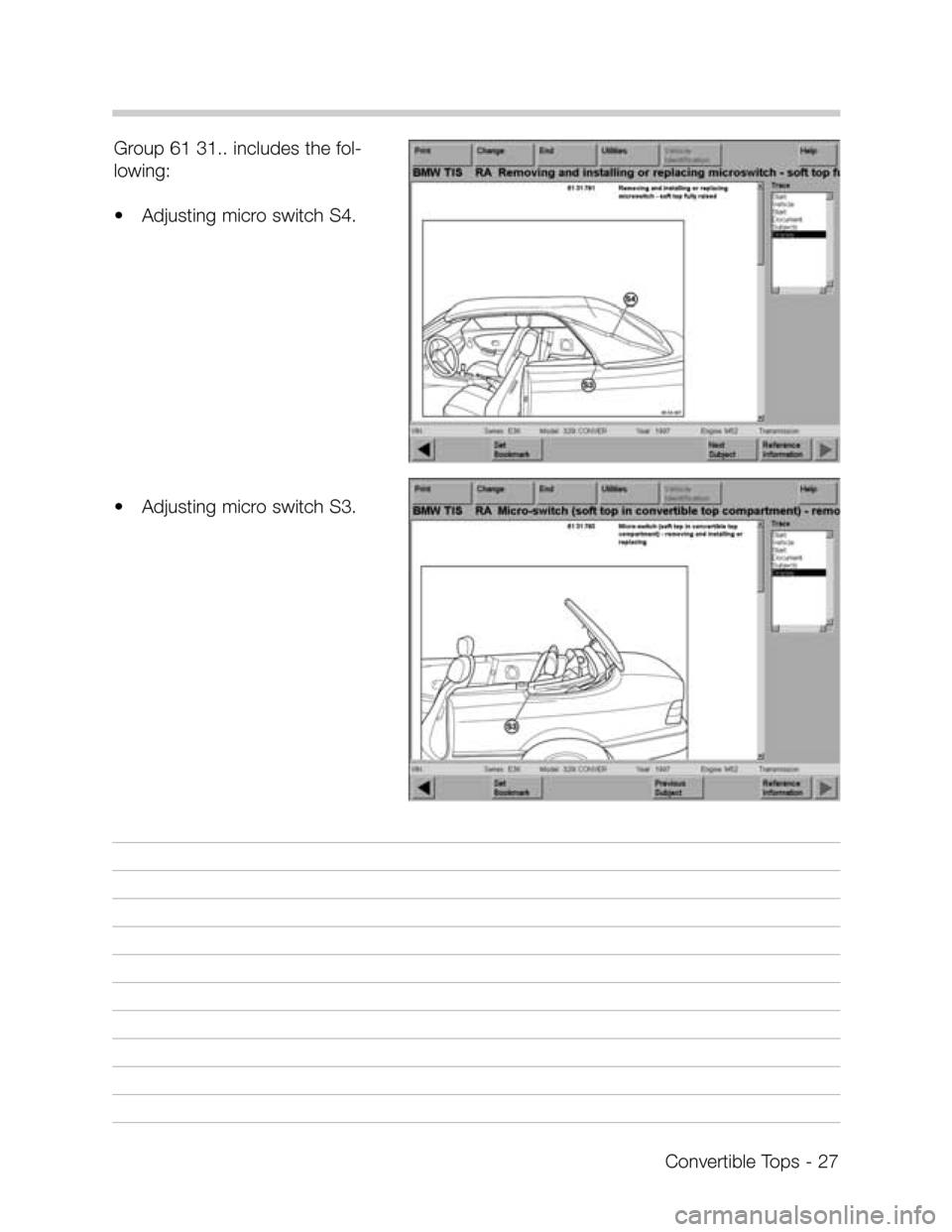 Bmw E34 Stereo Wiring Diagram Bmw Auto Wiring Diagram