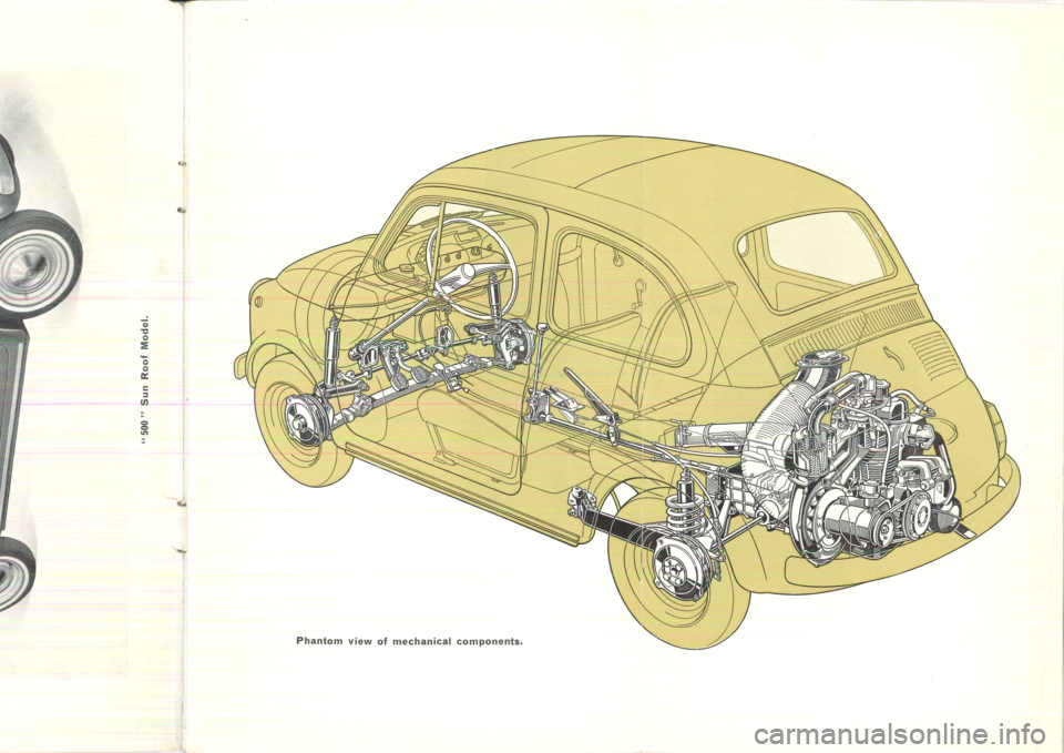 FIAT 500 1957 1.G Instruction Manual, Page 4