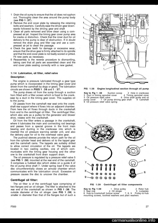 fiat 500 1965 1 g workshop manual