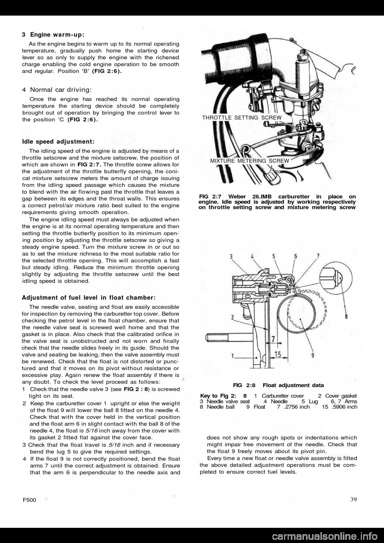 Fiat 500 Workshop Manual Uk Auto Electrical Wiring Diagram Fiorino Fuse Box Doblo User Pdf U2013 World Test Drive