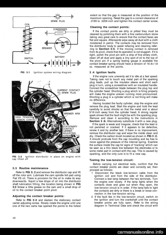 fiat 500 1967 1 g workshop manual. Black Bedroom Furniture Sets. Home Design Ideas