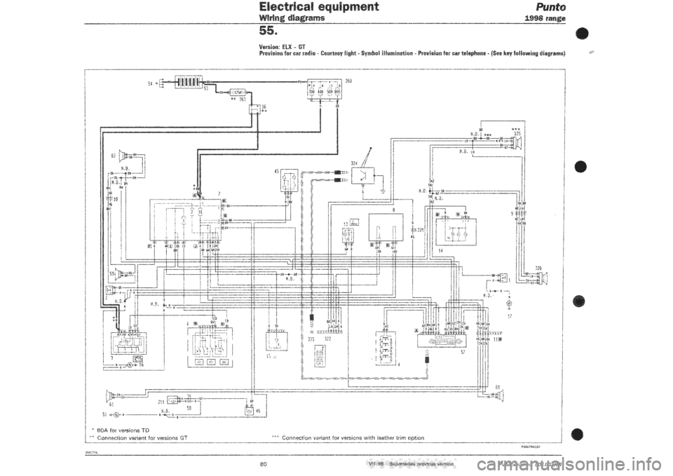service manual  1998 lamborghini diablo wiring diagram