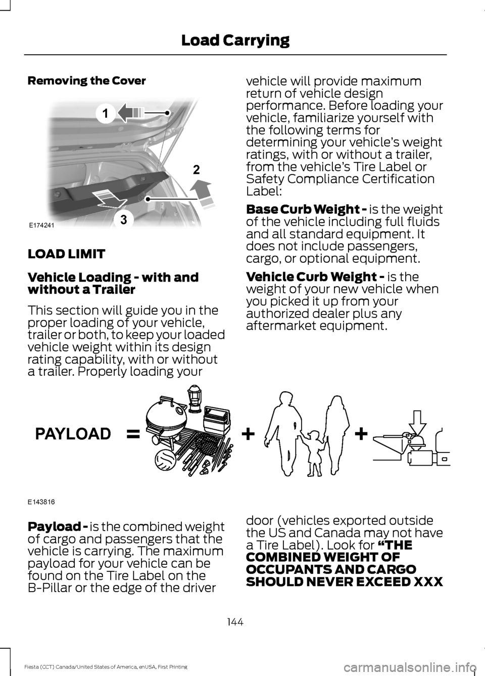 ford fiesta   owners manual