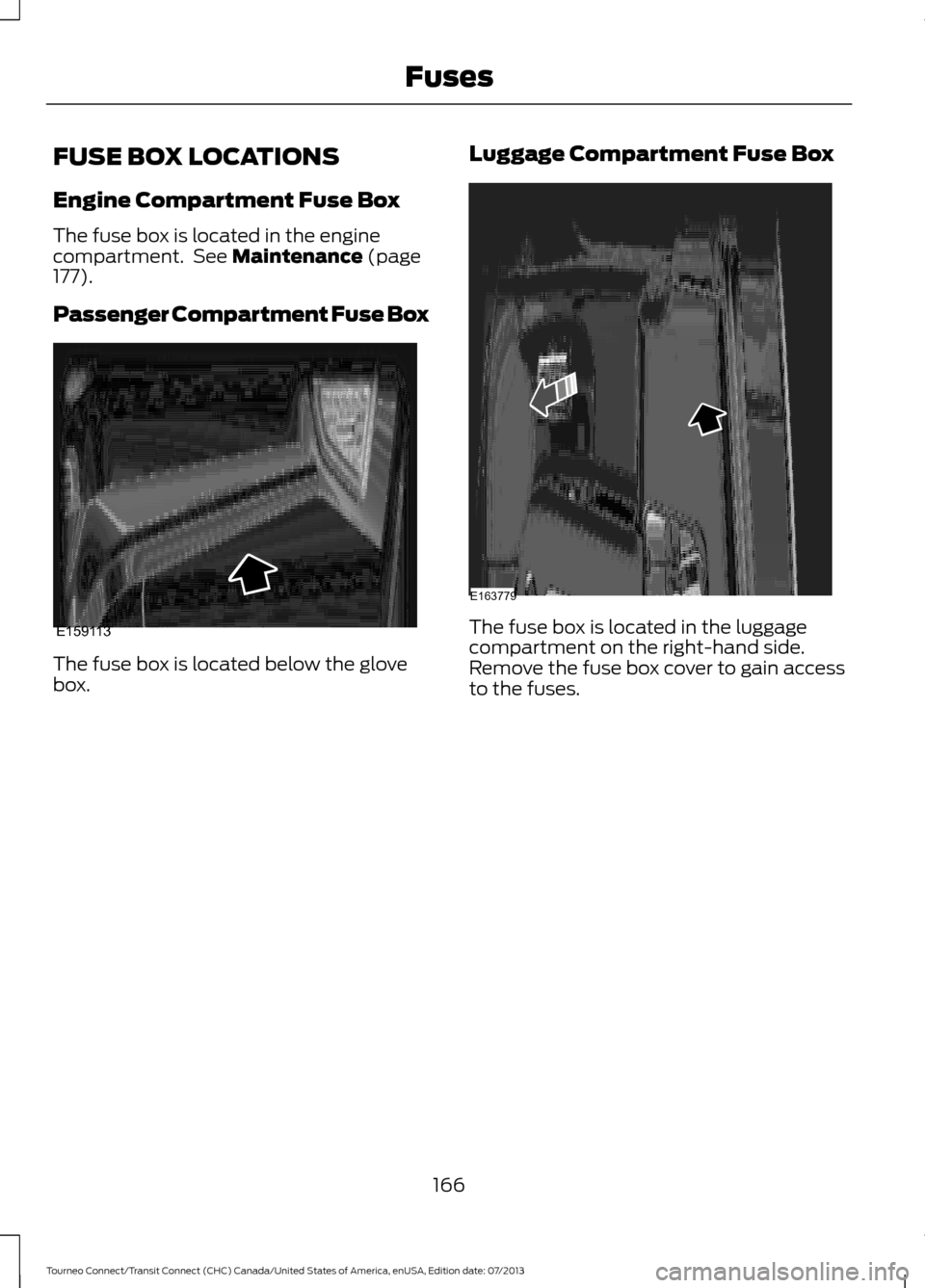 Ford Transit Fuse Box Location Detailed Schematics Diagram 2011 Flex Fuses Connect 2014 2 G Owners Manual F350