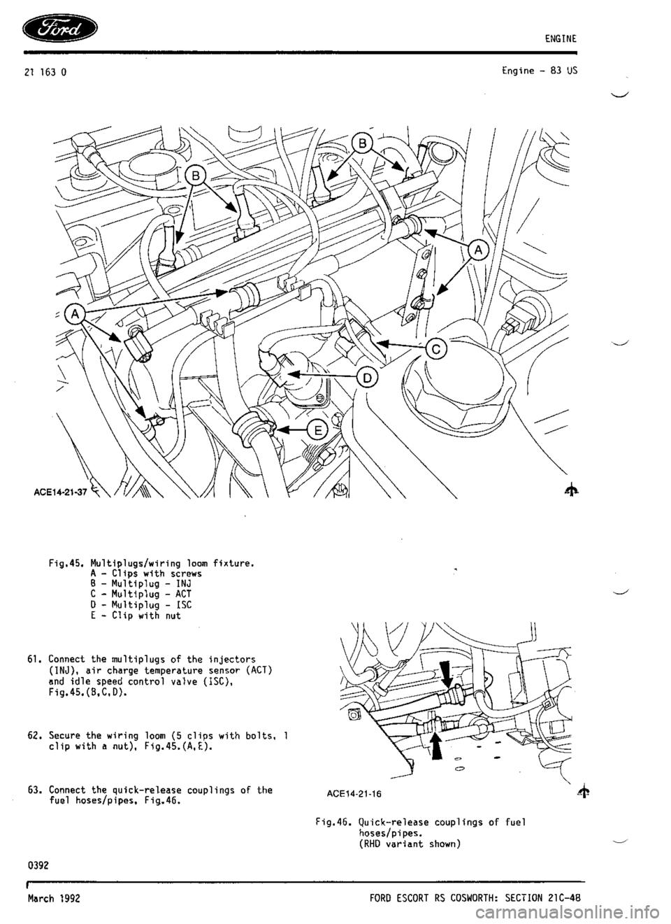 Escort Wiring Diagram Pdf