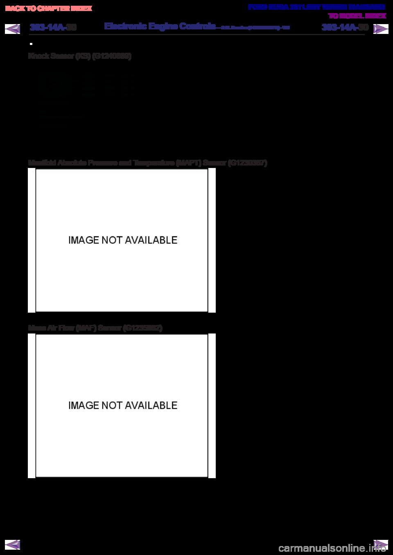 Ford Kuga 2011 1g Wiring Diagram Workshop Manual 94 Explorer Engine Knock