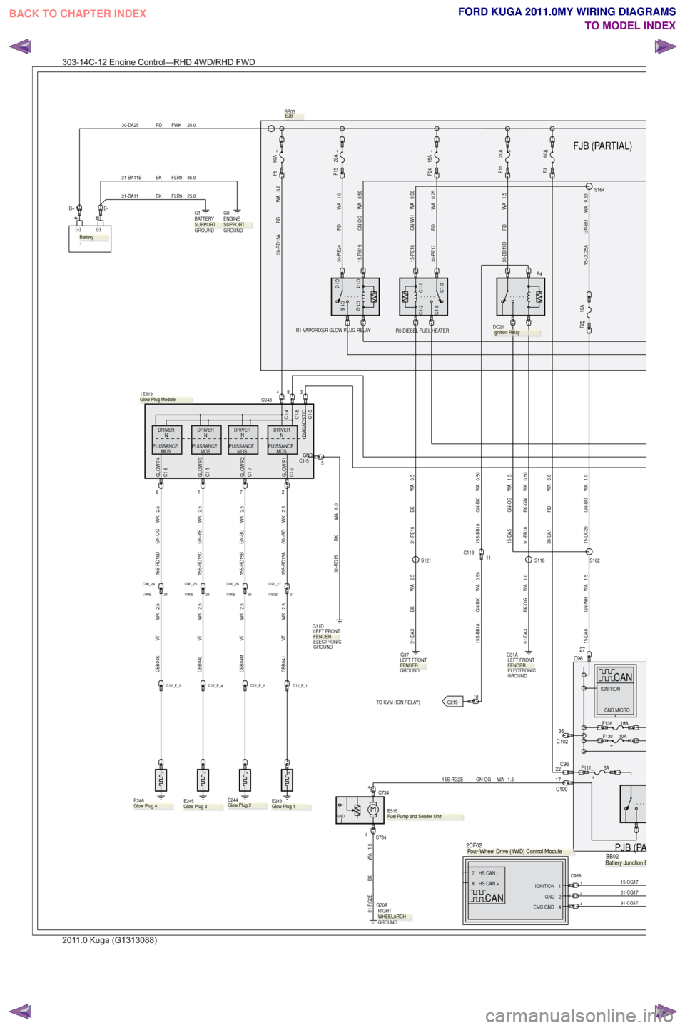 wiring diagrams monaco rv 2005