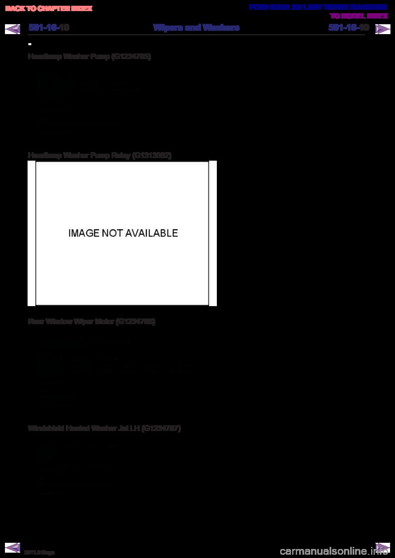 Headlamp Ford Kuga 2011 1g Wiring Diagram Workshop Manual F250 Heater Page 474
