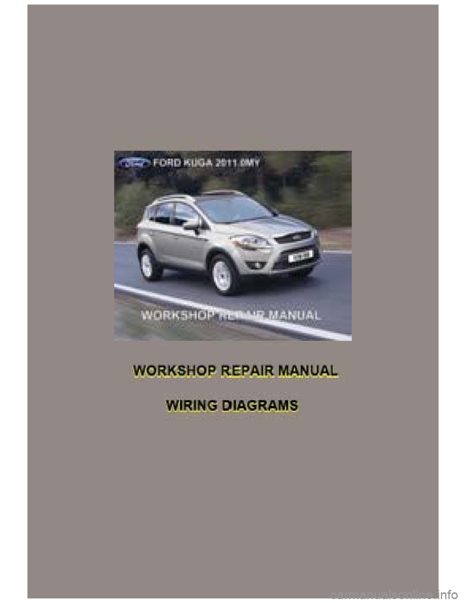 service manual pdf 2011 ford f150 repair manual ford. Black Bedroom Furniture Sets. Home Design Ideas