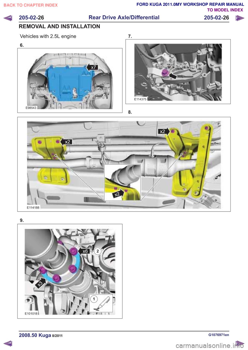 Image Result For Ford Kuga Battery Change