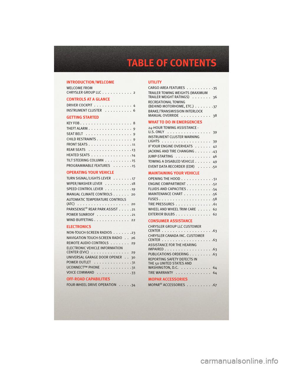 dodge nitro service manual pdf