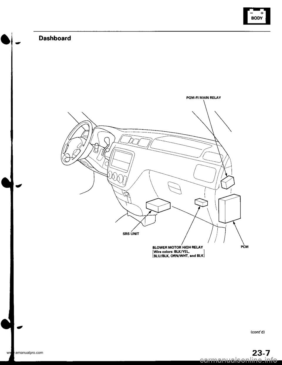 Honda Pilot Rear Blower Motor Further 2003 Honda Cr V Wiring Diagram