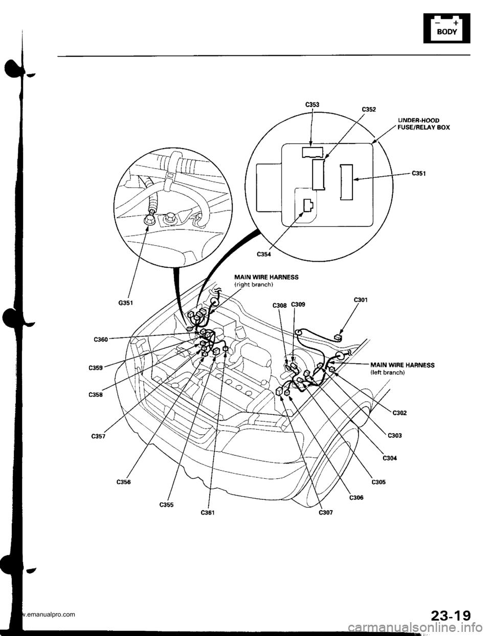 honda cr  1 g workshop manual