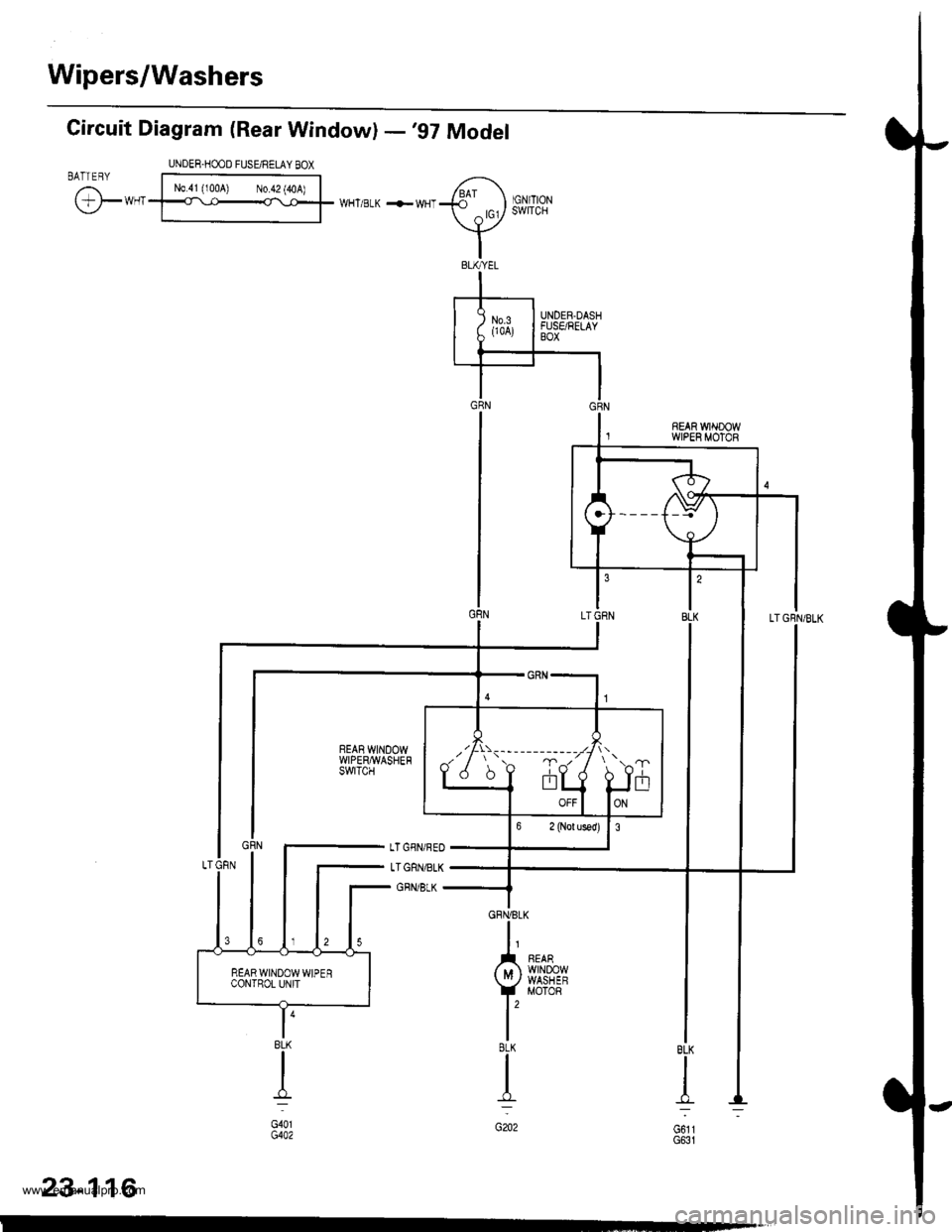 1997 Cr V Distributor Wiring Diagram Trusted Schematics Honda Rd1 1999 U2022 For Free Mallory