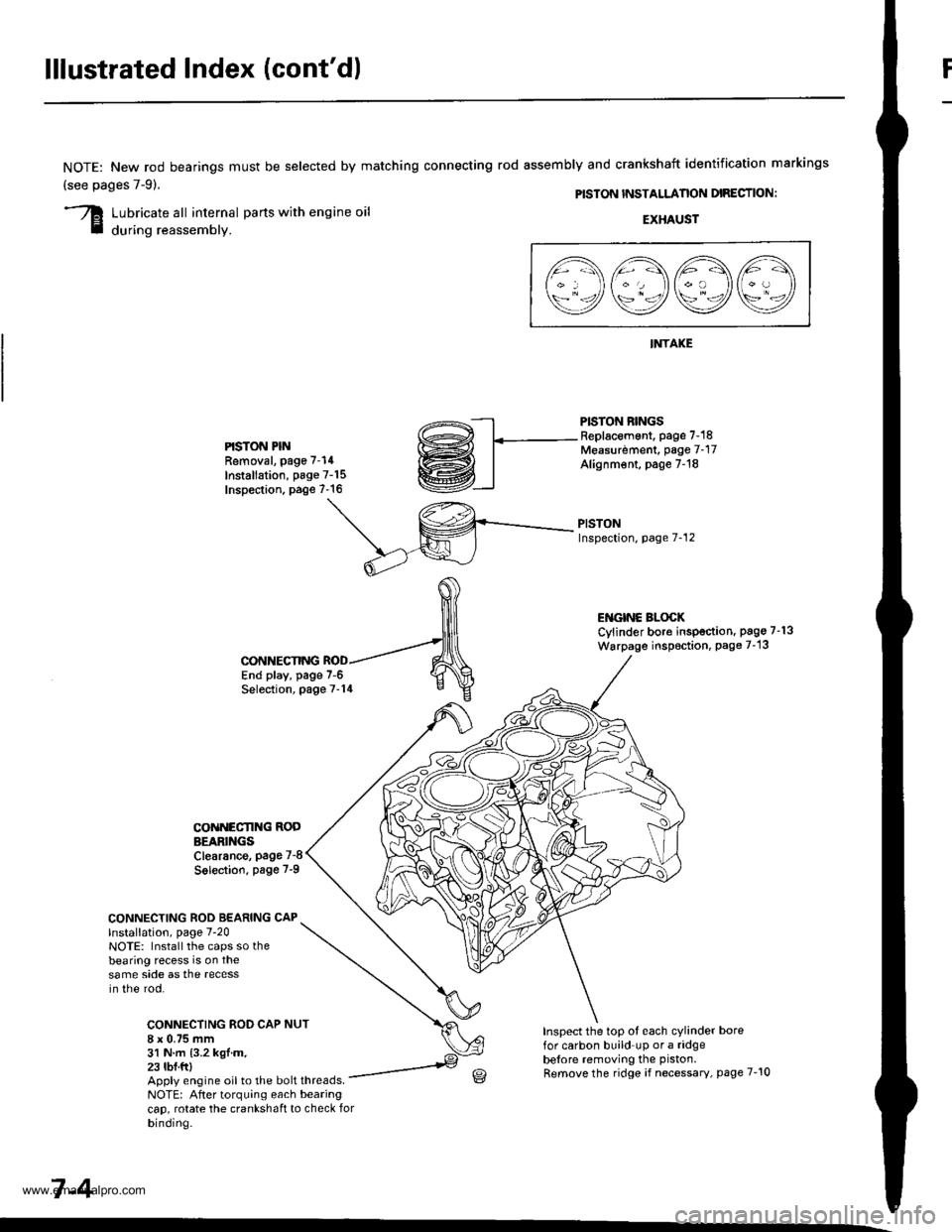 Engine Honda Cr V 1999 Rd1 Rd3 1 G Repair Manual 1395 Pages