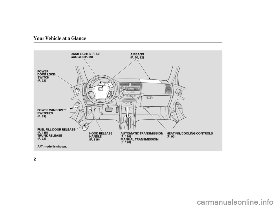 Honda Civic Coupe 2004 Owner s Manual