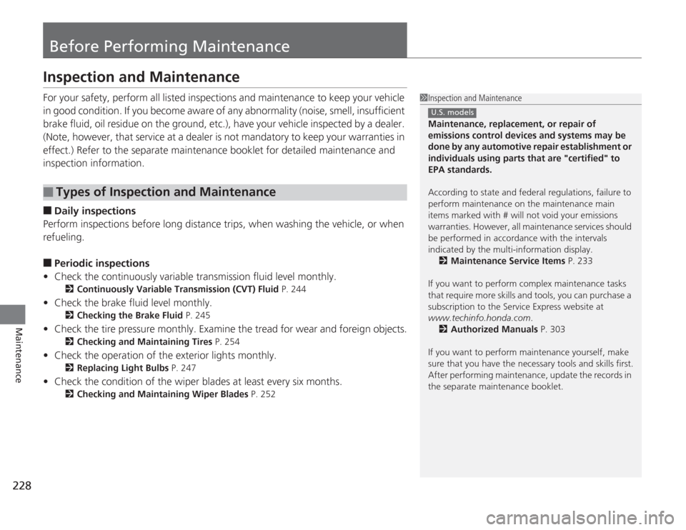 honda civic maintenance manual
