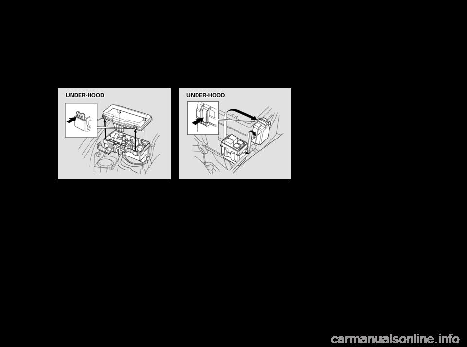 2002 Honda Civic Fuse Box Manual : Honda odyssey owners manual fuse box picture wiring