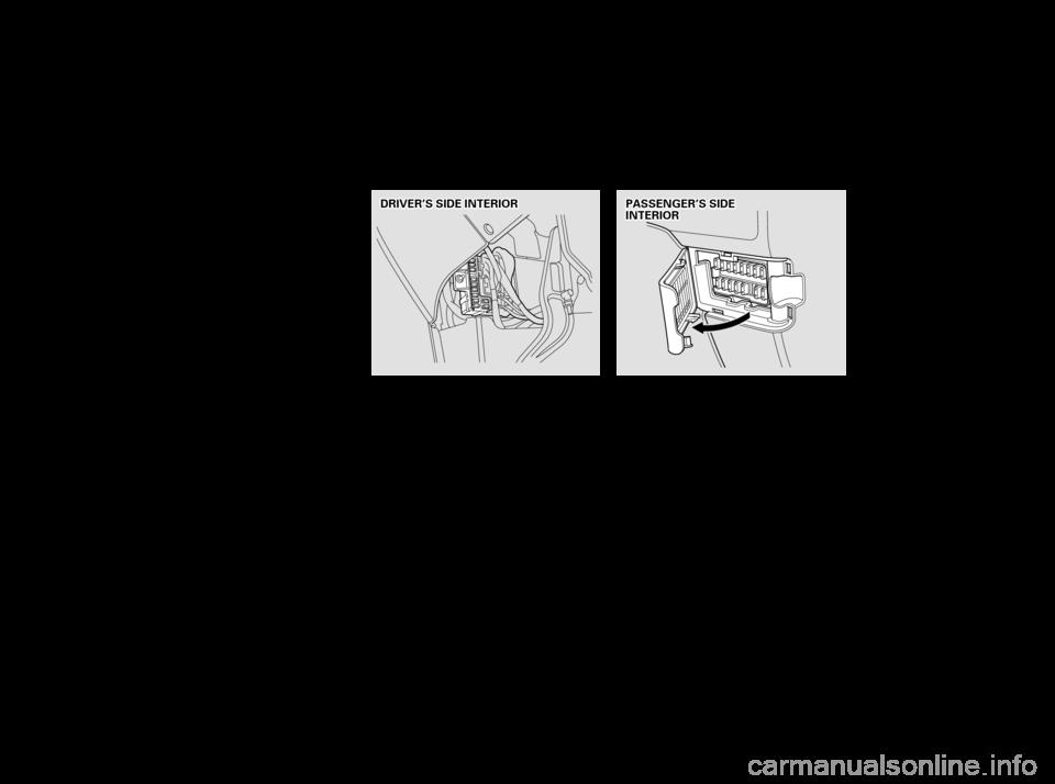 fuses HONDA ODYSSEY 2002 RA6-RA9 / 2.G Owners Manual on fuse box transformer, gm fuse box diagram, fuse box guide, 2000 chevy cavalier fuse box diagram, fuse box speaker, jeep grand cherokee fuse box diagram, fuse box plug, fuse box schematic diagram, fuse box toyota, 1989 ford bronco fuse box diagram, 05 ford explorer fuse diagram, fuse box clock, 1997 mercury mystique fuse box diagram, fuse box dimensions, fuse box circuit, boat fuel sending unit diagram, 2010 ford fusion fuse box diagram, fuse box engine, 1964 thunderbird fuse box diagram, fuse box assembly,