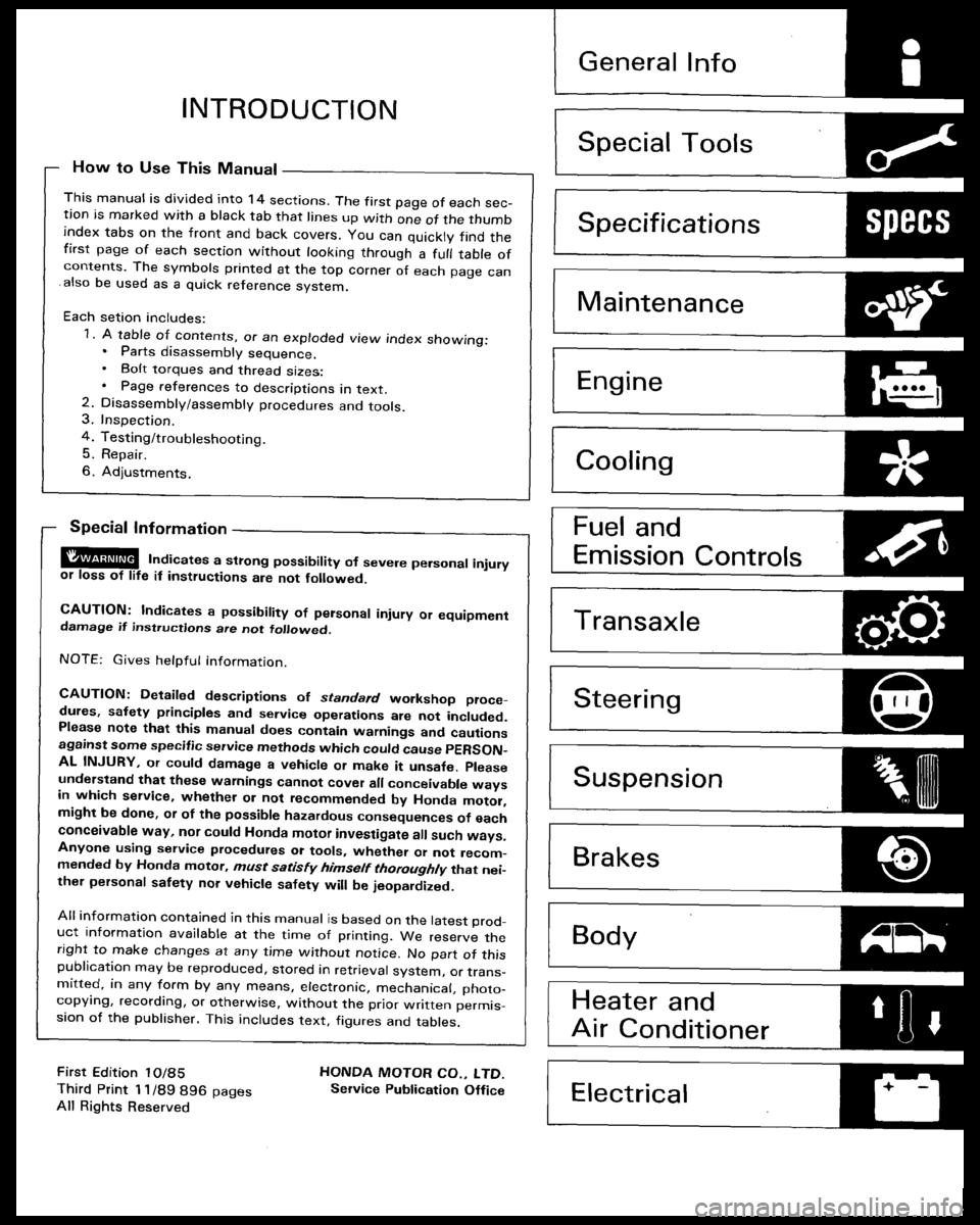 Car Manuals Online