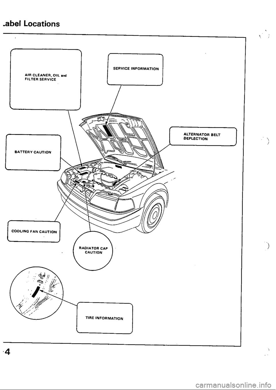 Honda Civic 1990 4 G Workshop Manual 681 Pages