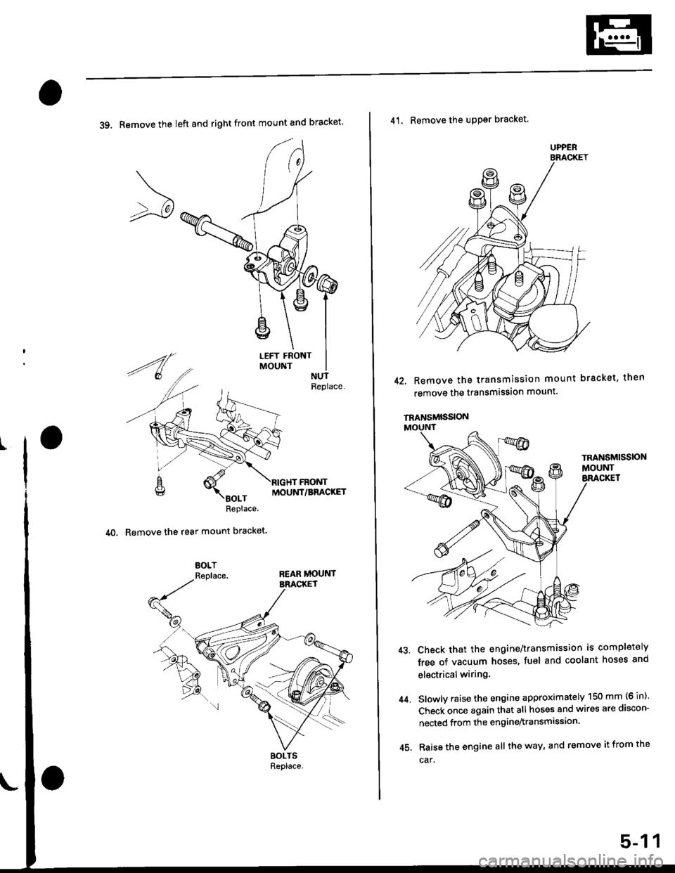 2000 honda civic manual engine