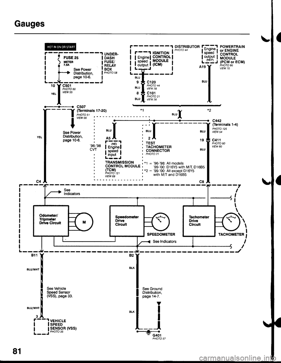 ml320 fuse box diagram