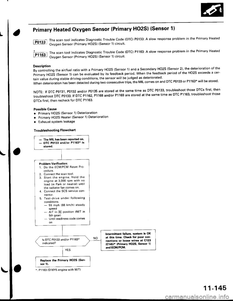 Esp Honda Civic 2000 6g Workshop Manual 19962000 Electrical Troubleshooting Original Page 414